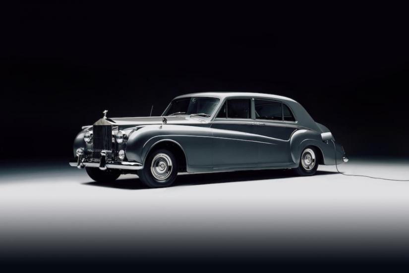 Rolls-Royce ganha versão completamente elétrica