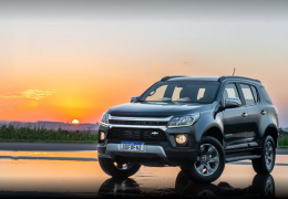Chevrolet lança Trailblazer 2021 por R$ 269.850