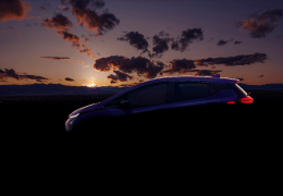 Chevrolet revela teaser do Bolt SUV