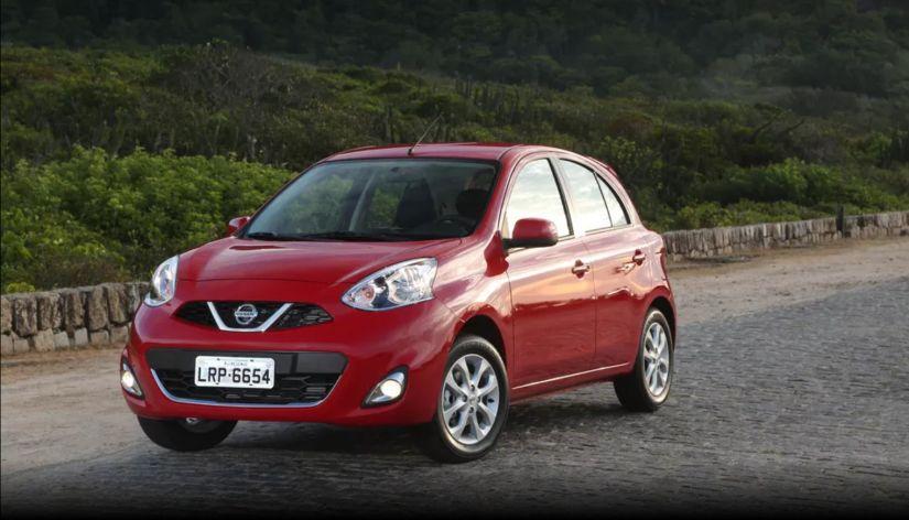 Nissan March deixará de ser produzido no Brasil em setembro