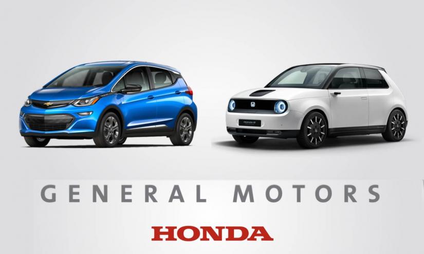 Honda assina acordo de aliança automotiva com GM na América do Norte