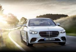 Mercedes-Benz confirma no Classe S para o 2º semestre de 2021 no Brasil