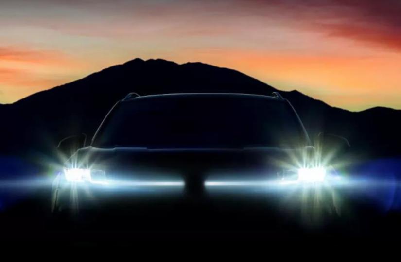 Volkswagen divulga primeira imagem oficial do novo SUV Tarek