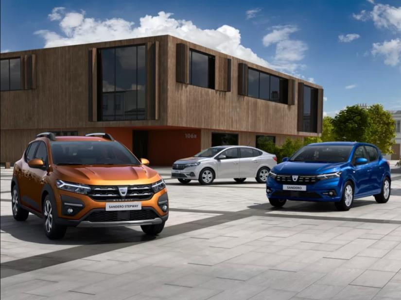 Renault revela nova geração de Sandero e Logan para mercado europeu