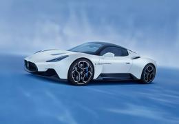 Maserati lança novo modelo de carro superesportivo