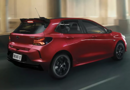 Chevrolet anuncia Onix em versão esportiva