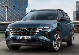 Hyundai apresenta novo Tucson com desenho modificado e variedade de motores híbridos