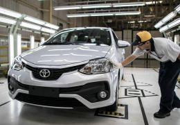Toyota tira Etios de linha para dar lugar ao Corolla Cross na fábrica de Sorocaba (SP)