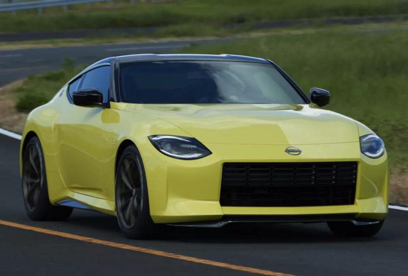 Nissan lança modelo conceito do futuro 400Z com motor V6 biturbo e câmbio manual