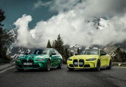 BMW lança oficialmente novo M3 e M4 2021