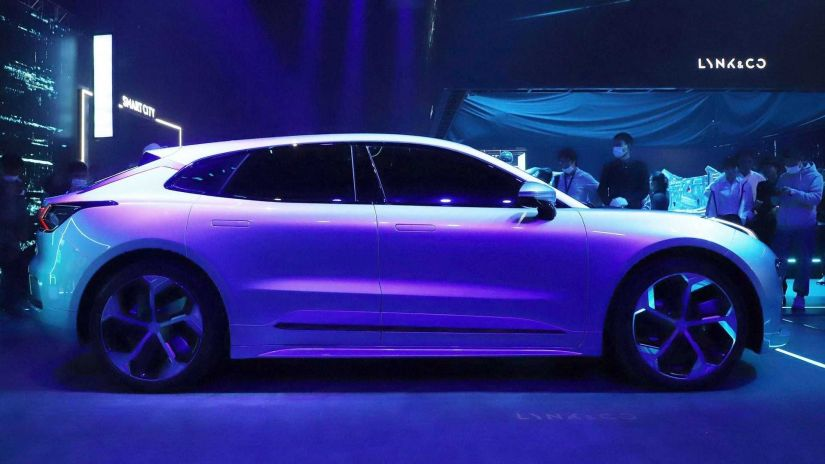 Chinesa cria crossover elétrico com autonomia de 700 km