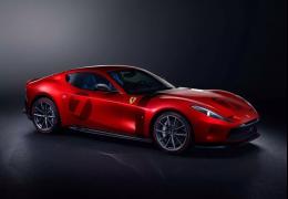 Omolgata: Ferrari revela modelo único feito sob encomenda