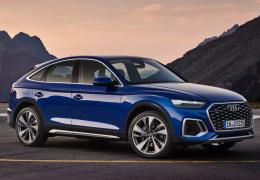 Audi divulga detalhes do novo Q5 Sportback