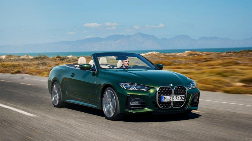 BMW apresenta novo Série 4 conversível