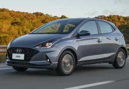 Hyundai HB20 terá novas grades e itens de segurança