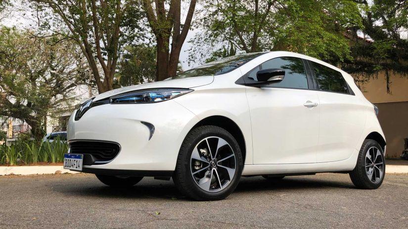 Renault aumenta preço de Zoe no Brasil