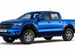 Ford Ranger terá linha de acessórios inspirados na Storm