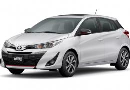 Toyota lança série especial para Yaris 2021