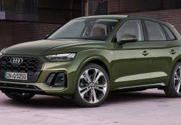 Audi deve lançar Q5 100% elétrico em 2022
