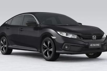 Honda anuncia linha 2021 do Civic com aumento nos preços