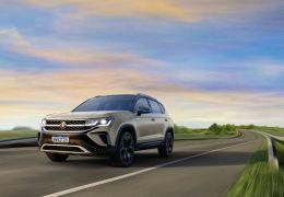 Volkswagen divulga todos os detalhes do novo SUV Taos
