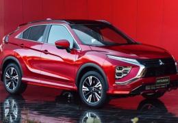 Mitsubishi apresenta novo Eclipse Cross 2022