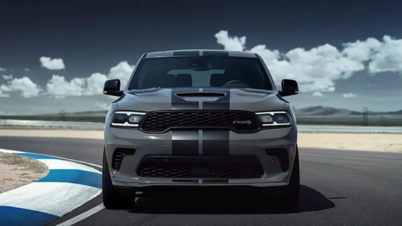 Preparadora cria Dodge Durango SRT Hellcat com 1.026 de potência