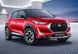 Nissan apresenta modelo Magnite e confirma lançamento no Brasil em 2022