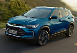 Chevrolet anuncia novo Tracker LTZ 1.0 Turbo por R$ 105.490