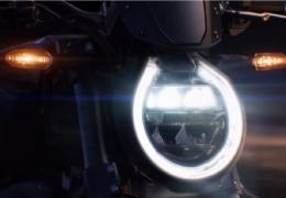 Honda divulga teaser com novo visual para a CB 1000R 2021