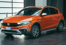 Novo Fiat Tipo estreia com visual diferente e novo motor turbo