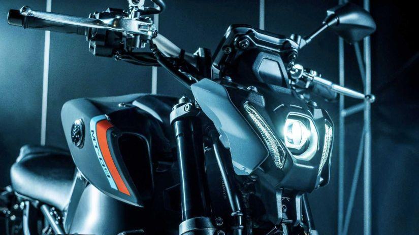 Yamaha apresenta teaser da nova MT-09 2021