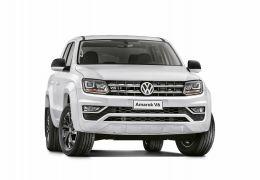 VW Amarok 2021 é lançado com motor V6 turbodiesel