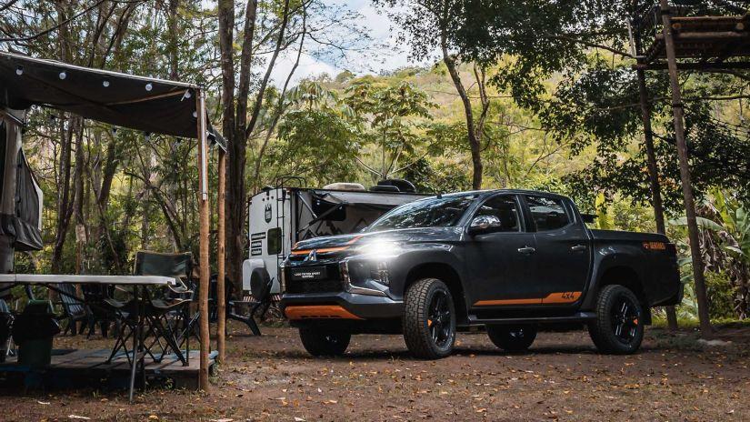 Mitsubishi L200 Triton Sport ganha edição especial Sertões