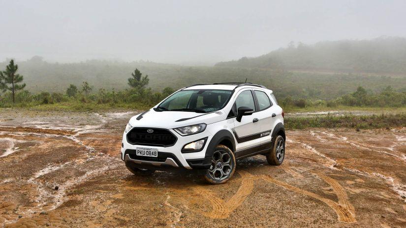 Ford anuncia aumento de preços para o EcoSport no Brasil