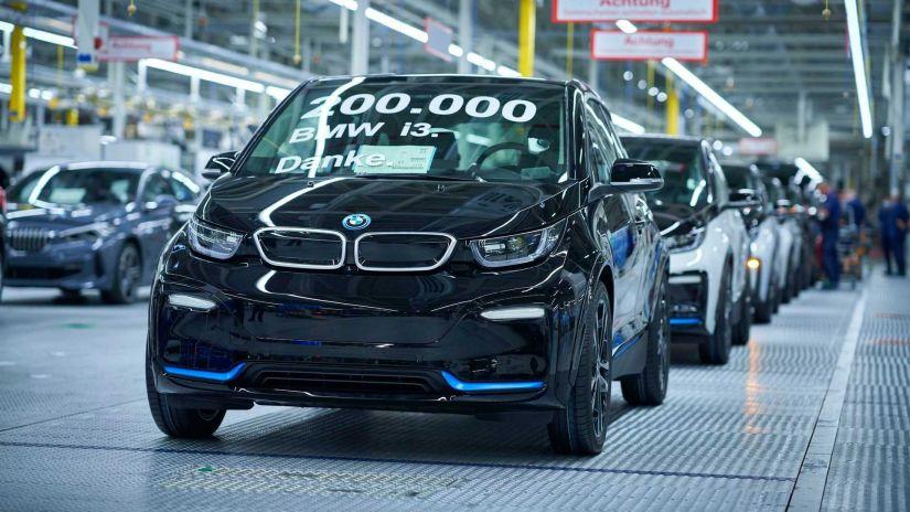 BMW vai produzir carros 100% elétricos em todas as fábricas da Alemanha