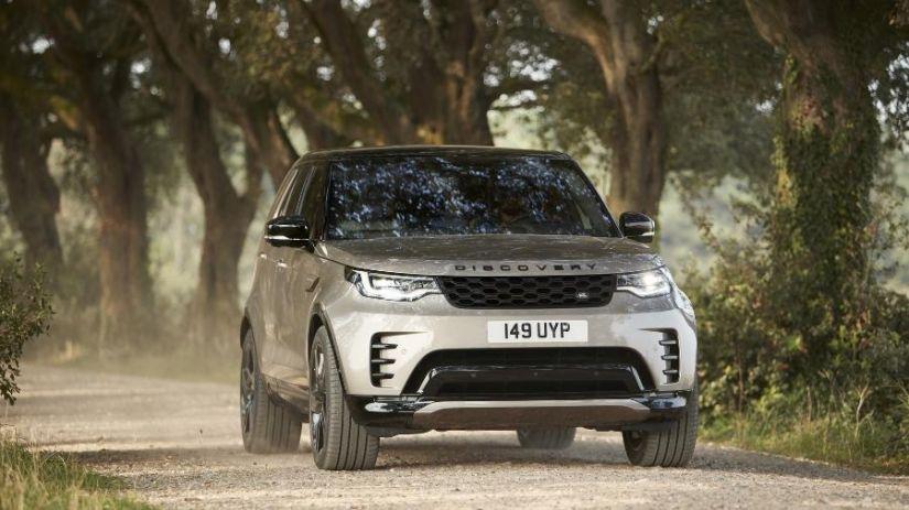 Land Rover terá Discovery 2021 com mais tecnologia