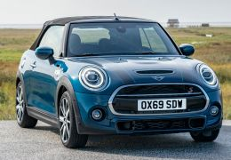Mini Cooper anuncia versão exclusiva e limitada do S Cabrio
