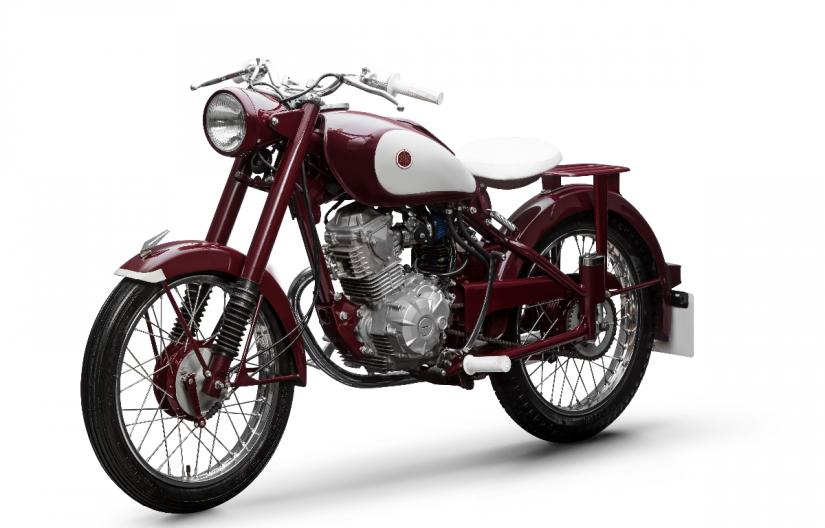 Yamaha recria Red Dragonfly e lança modelos inspirados em heróis da Marvel
