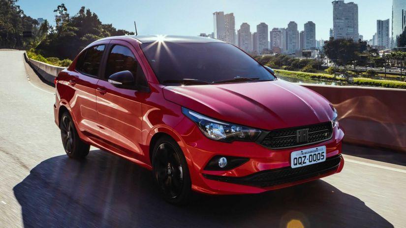 Fiat lança Cronos 2021 com poucas mudanças