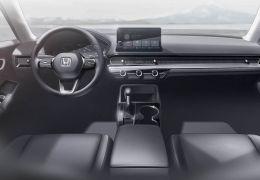 Honda aposta em linhas conservadoras para Civic 2022