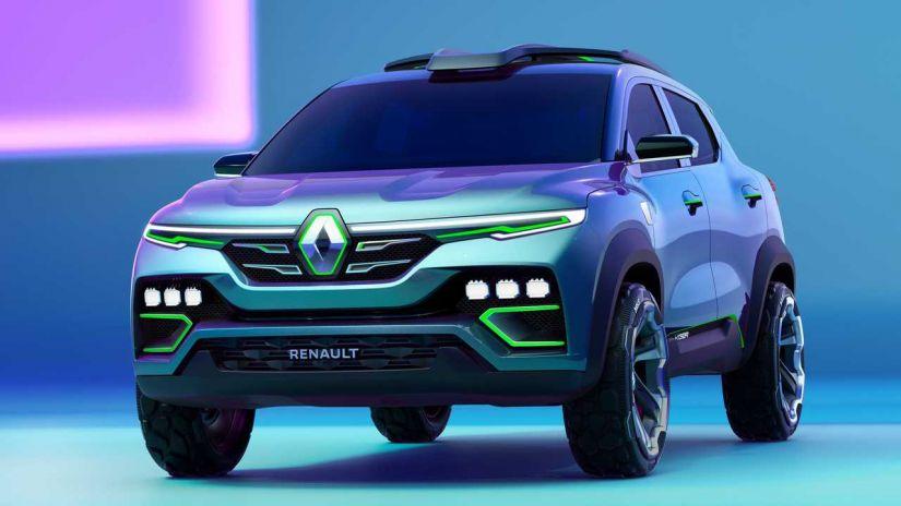 Renault Kiger: Modelo SUV do Kwid é oficialmente revelado