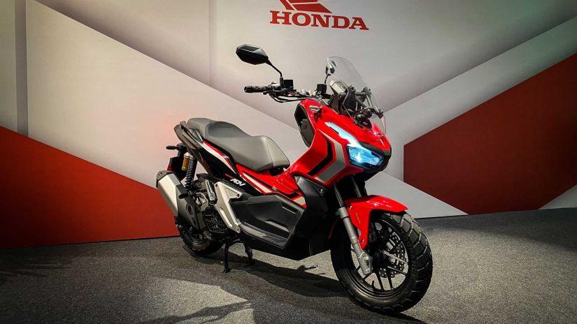 Honda lança nova ADV 150 com preço de R$ 17.490