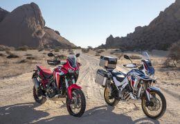 Honda lançará Africa Twin com câmbio DCT