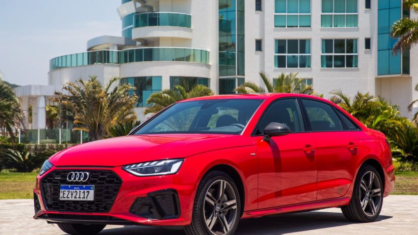 Novo Audi A4 Sedan será vendido em 3 versões no Brasil