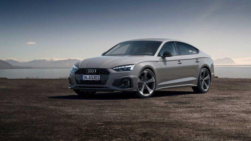 Audi coloca A5 Sportback 2021 em pré-venda