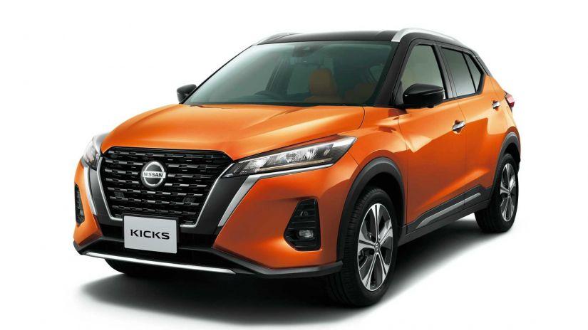 Nissan prepara estreia do novo Kicks 2021 na América