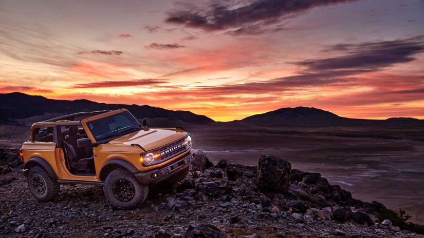 Ford Bronco deve atrasar no Brasil e chegar somente em 2021