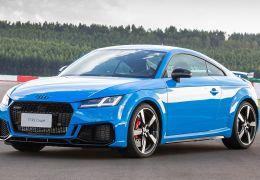 Audi lança TT RS, RS 4 Avant e RS 5 Sportback no Brasil