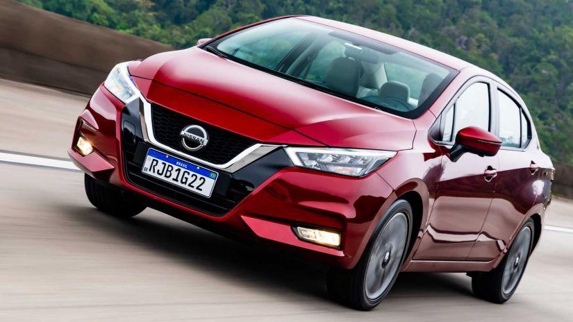 Nissan anuncia aumento de preços para linha atual do Versa